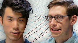 The Try Guys Take A Lie Detector Test width=