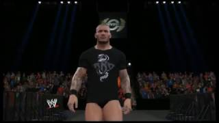 "WWE 2K15 Randy Orton (Current) Custom Theme ""Burn My Light"""