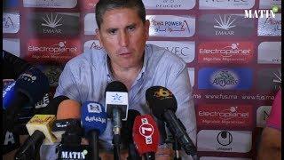 Déclarations d'après match des entraîneurs du Raja et du FUS
