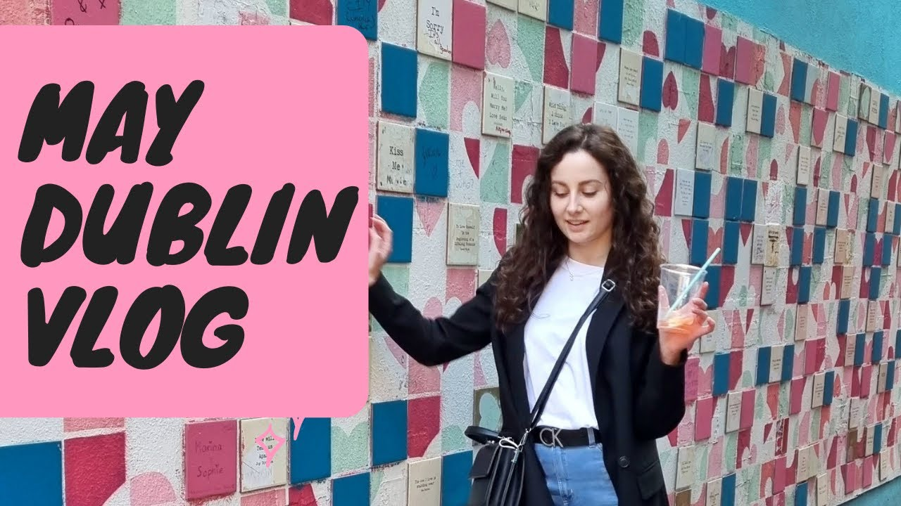 Life in Dublin City | Pronunciation Course | Restrictions are lifted | June 2021