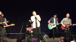 Scotty McCreery Cover Song Fan Club Party 2017