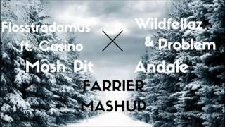 Flosstradamus X Wildfellaz & Problem ft. Casino - Mosh Pit Andale (Farrier Mashup)