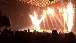 Drake - Trophies & Started From The Bottom Live @ Barclaycard Arena Birmingham.