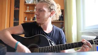 Vita de Vie - Pe plaja-n Vama la 5 (Acoustic Cover)