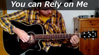 You Can Rely On Me - Jason Mraz (Fingerstyle Arrangement)