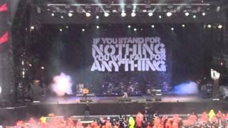 Enter Shikari - Mothership live Leeds Festival 2011