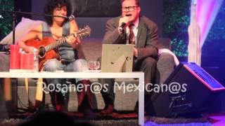 te vi venir - Leonel García y  Rosana Arbelo