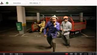 Psy-A cavar com Stylhe(gandgam Style)