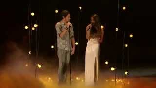 Gravity (Alex & Sierra perform)