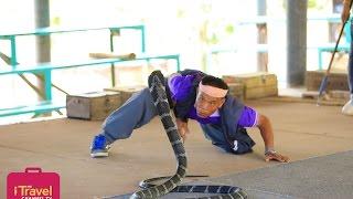 King Cobra Village in Khon Kaen Thailand