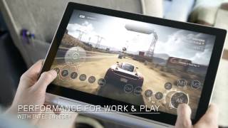 Lenovo YOGA Tablet 2 Pro Tour