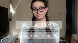 Big Jet Plane - Angus and Julia Stone [Cover]