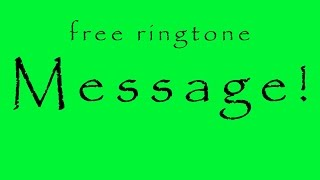 "Free Ringtone - Death Metal Growl ""Message!"""