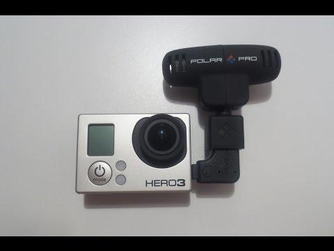 كيف تركب مايكروفون لكاميرا ال  GoPro