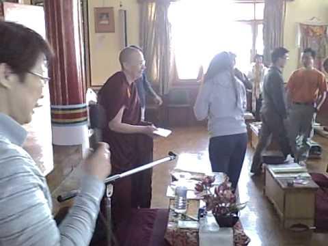 Collections of Lam Rim Meditation Retreat, Oct 2009