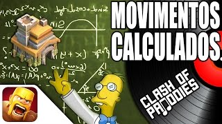 Clash of Parodies - Movimentos calculados