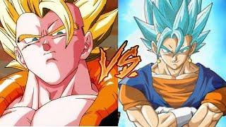 DRAGON BALL XENOVERSE 2    Potara Fusion Vegito VS Fusion Dance Gogeta
