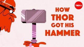 How Thor got his hammer - Scott A. Mellor width=