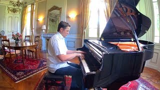 Chopin Prelude Op.28 No.8 in F sharp minor Molto agitato - Matthieu piano