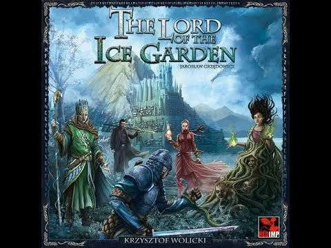 Reseña The Lord of the Ice Garden