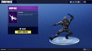 "Fortnite: Nowa emotka ,,Hopak"" (SQUAT KICK)"