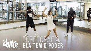 Ela Tem O Poder - Mc Bola -  Coreografia | FitDance - 4k