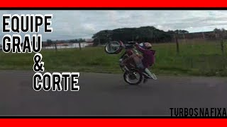 Video da Equipe Grau & Corte CTBA - CwB Low's Bike and RatãoCWB