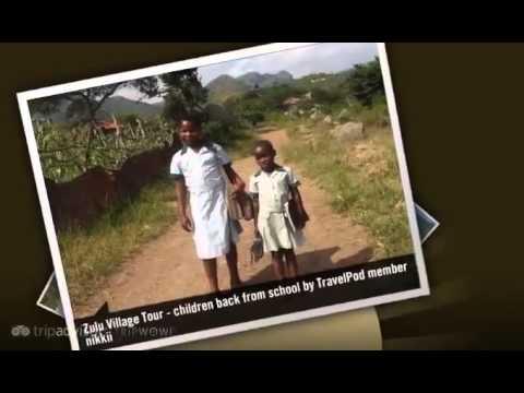 """""""Zulu Village in the Valley of 1000 hills"""" Nikkii's photos around Valley Of 1000 Hills (vacation)"""