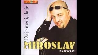 Miroslav Savic - Jos Cu Jednu Popiti - (Audio 2001)