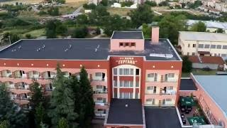 Hotel Gergana video from above