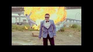 Psy Gangnam Style - Mais de 1 bilhão de visualizações