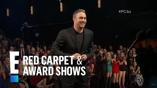 The People's Choice for Favorite Dramatic TV Actor is Taylor Kinney