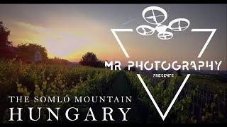 A Somló-hegy - Csodálatos Magyarország madártávlatból - 3.rész - Drónvideó - 4K