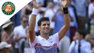 Novak Djokovic v Dominic Thiem - Men's Quarterfinals Preview | Roland-Garros