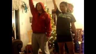 Just Dance 4 - On the Floor (Jeff & Kaithlynn)