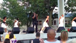 "MC Hammer LIVE! ""Pray"" (Indiana State Fair 8.20.09)"