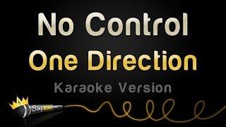 One Direction - No Control (Karaoke Version)
