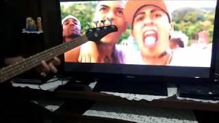 """O GRAVE BATER - Mc Kevinho (2017) Bass Cover """" Baixo Simples """" #5"""