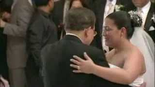 "Smokin' Section performs ""Es Mi Nina Bonita"" - bolero/cha cha  Father daughter dance Live!   041108"