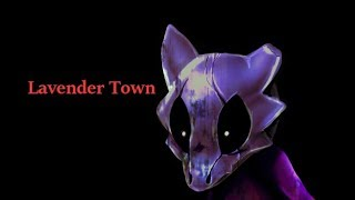 Lavender Town (Music Box) | Pokemon