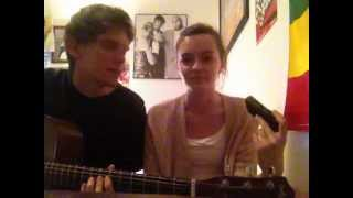 Awkward- San Cisco (cover by Ryan and Katie)