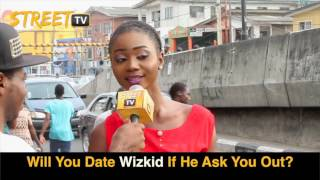 Will You Date Davido if He Ask You Out? Watch The Reply