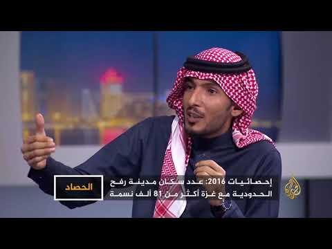الحصاد-شمال سيناء.. ما تقوله خارطة التهجير