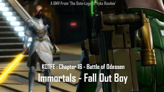 Immortals - Battle of Odessen - SWTOR - KOTFE