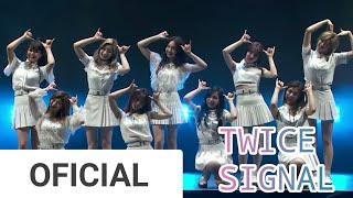 TWICE - SIGNAL Drum live version