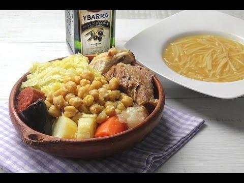 Cocido Madrileño Fácil