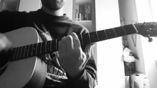 U2 Hawkmoon 269 (acoustic cover)