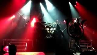 O Father O Satan O Sun!-Behemoth @ Webster Hall February 28, 2015