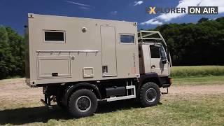 Bliss Expeditionsfahrzeug - Test - EXPLORER Magazin - 11, 13 & 15 ft Bliss Mobil