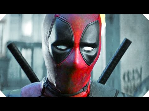DEADPOOL 2 Trailer Tease